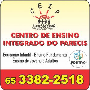 CEIP CENTRO DE ENSINO INTEGRADO DO PARECIS